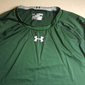 Men's 2X under armour long sleeve compression shir